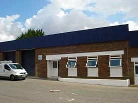 Thumbnail Light industrial to let in Unit 6c, Lineside Industrial Estate, Arndale Road, Littlehampton, West Sussex