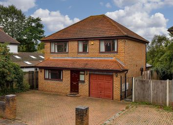 Thumbnail 4 bed detached house for sale in Esher Road, East Molesey