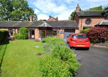 Thumbnail 2 bed barn conversion for sale in Haddon Lane, Maer, Newcastle
