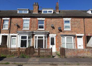 Thumbnail 3 bed terraced house for sale in Chestnut Terrace, Sutton Bridge, Spalding Lincs