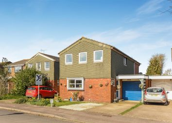 Thumbnail 4 bed link-detached house for sale in Segsbury Road, Wantage