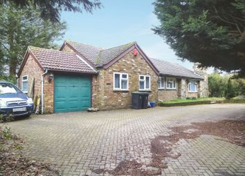 Thumbnail 4 bed detached bungalow for sale in Tylers Road, Roydon, Harlow