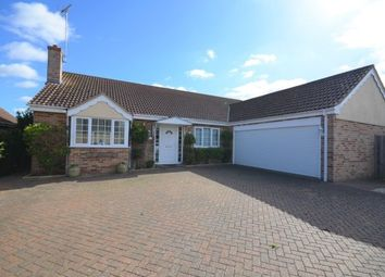 Thumbnail 3 bed bungalow to rent in Toates Close, Ely