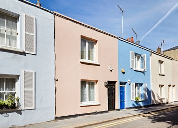 Thumbnail 2 bed mews house to rent in Stewarts Grove, Chelsea, London