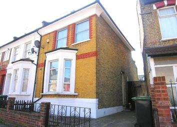 Thumbnail 3 bed end terrace house for sale in Cheshire Road, London