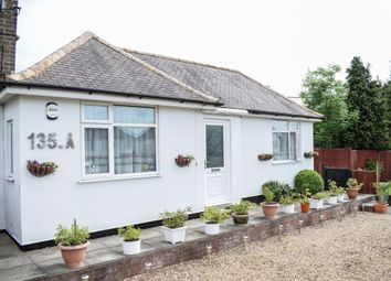 Thumbnail 2 bedroom detached bungalow for sale in Harborough Road, Oadby, Leicester