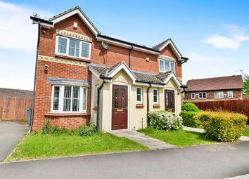Thumbnail 3 bed semi-detached house to rent in Beaford Road, Manchester