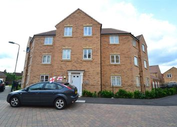 Thumbnail 2 bed flat to rent in Emporer Way, Fletton, Peterborough