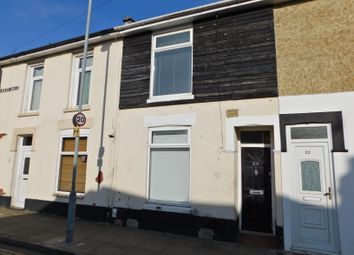 Thumbnail 3 bed terraced house to rent in Clarkes Road, Portsmouth