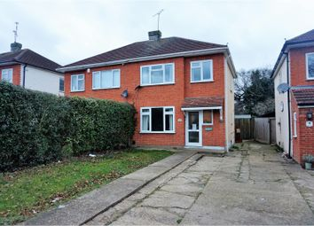 Thumbnail 3 bed semi-detached house for sale in Highcliffe Road, Wickford