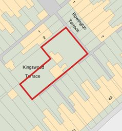 Thumbnail Land for sale in Land At 3, Kingswood Terrace, Off Berkeley Road East, Hay Mills, Birmingham