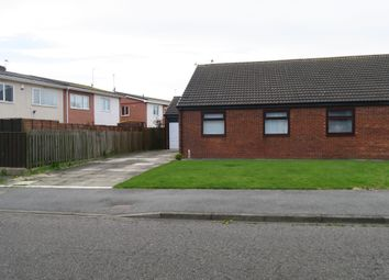 Thumbnail 2 bed bungalow for sale in Marsden Lea, South Shields