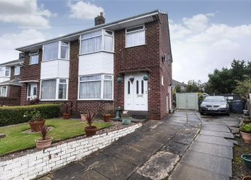 Thumbnail 3 bed semi-detached house for sale in Fern Close, Soothill, Batley, West Yorkshire