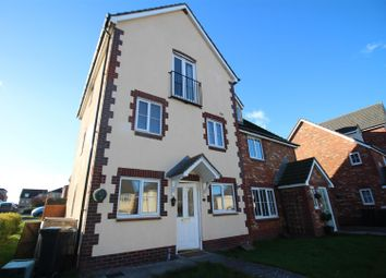 Thumbnail 4 bed semi-detached house to rent in Dunraven Drive, Coedkernew, Newport