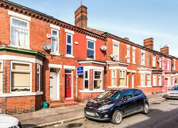Thumbnail 3 bed terraced house for sale in Grange Street, Salford