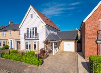 Thumbnail Link-detached house for sale in Great Horkesley, Colchester, Essex