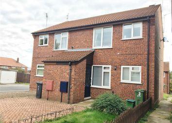 Thumbnail 1 bedroom flat to rent in Gresley Court, Acomb, York