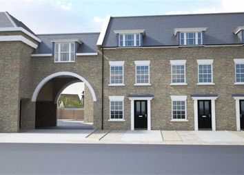 Thumbnail 4 bedroom town house for sale in Heverlock Gardens, Hertford, Herts