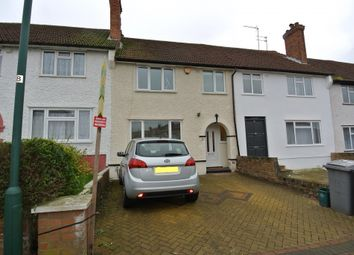 Thumbnail 4 bed terraced house to rent in Links Road, Neasden
