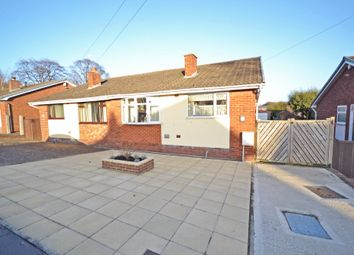 Thumbnail 2 bed semi-detached bungalow for sale in Cumbrian Way, Lupset Park, Wakefield