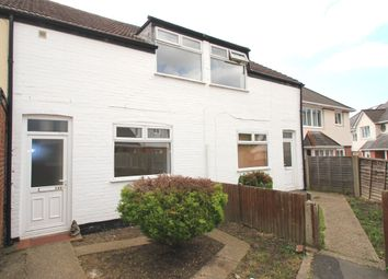 Thumbnail 2 bed terraced house to rent in Derlyn Road, Fareham