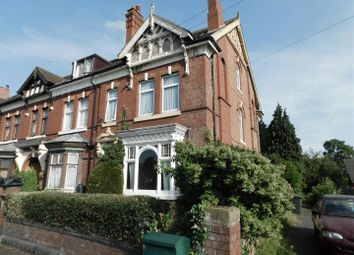 Thumbnail 2 bed flat to rent in Hurcott Road, Kidderminster