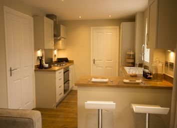 "Thumbnail 5 bed detached house for sale in ""The Oxford"" at Clover Fields Drive, Carlisle"