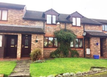 Thumbnail 2 bed terraced house to rent in Epping Court, Heswall, Wirral