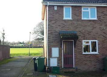 Thumbnail 1 bed end terrace house to rent in Bittern Avenue, Abbeydale, Gloucester