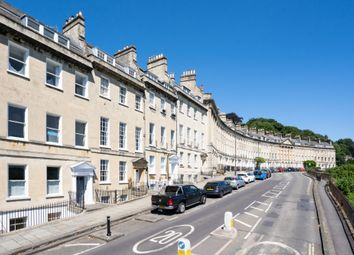 Thumbnail 2 bed flat for sale in Camden Crescent, Bath