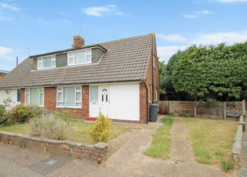 Thumbnail 2 bed property to rent in Ashwood Close, Broadwater, Worthing