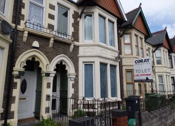 Thumbnail 2 bed flat to rent in Whitchurch Road, Cardiff