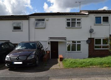 Thumbnail 3 bed terraced house for sale in Rockingham Close, Rowlatts Hill, Leicester