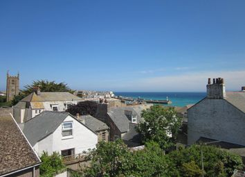 Thumbnail 3 bed terraced house for sale in Tregenna Hill, St. Ives