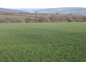 Thumbnail Land for sale in Near Cwmcelyn, Pantygrwndy, Cardigan