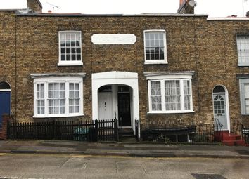 Thumbnail 3 bed terraced house to rent in West Cliff Road, Ramsgate