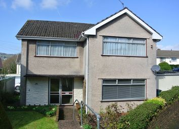 Thumbnail 3 bed detached house for sale in Afon Close, New Inn, Pontypool