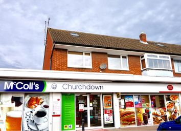 Thumbnail 1 bed flat for sale in 68 St. Johns Avenue, Churchdown, Gloucester
