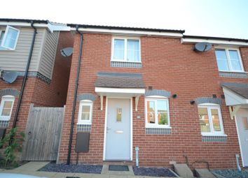 Thumbnail 2 bedroom terraced house for sale in Costessey, Norwich