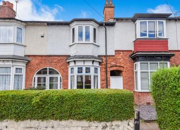 Thumbnail 3 bedroom terraced house for sale in Wood End Lane, Erdington, Birmingham, West Midlands