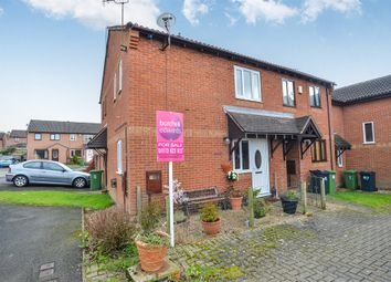 Thumbnail 1 bedroom town house for sale in Wicksteed Close, Belper