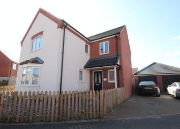 Thumbnail 4 bed detached house for sale in Daffodil Close, Cringleford, Norwich