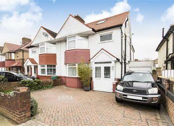 Thumbnail 4 bed semi-detached house for sale in Argyle Avenue, Hounslow