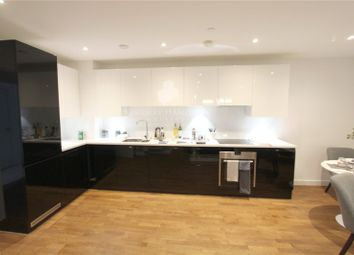 Thumbnail 2 bed flat for sale in Discovery Tower, Hallsville Quarter
