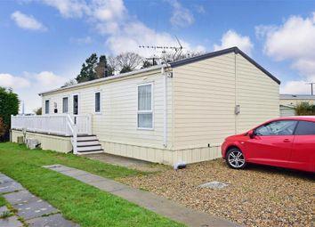 Thumbnail 2 bed mobile/park home for sale in Hook Lane, Warsash, Southampton, Hampshire