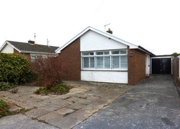 Thumbnail 3 bed detached bungalow for sale in West End Avenue, Nottage, Porthcawl