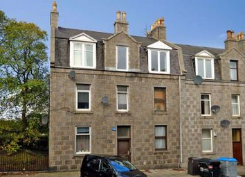 Thumbnail 2 bed flat for sale in Menzies Road, Aberdeen