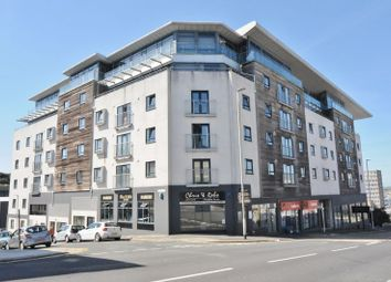 Thumbnail 1 bed flat to rent in Latitude 52, Albert Road, Plymouth - Online Video Viewing