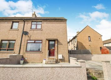 Thumbnail 2 bedroom end terrace house for sale in Derbeth Crescent, Aberdeen