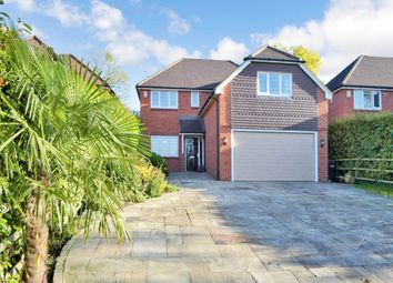 Thumbnail 4 bed detached house to rent in Ashmore Green, Thatcham
